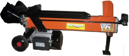 Krieger 7 Tonne Electric Hydraulic Log Splitter